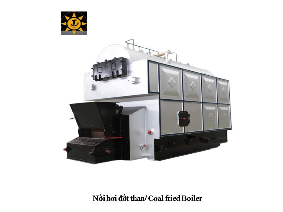 NỒI HƠI ĐỐT THAN/ COAL FRIED BOILER