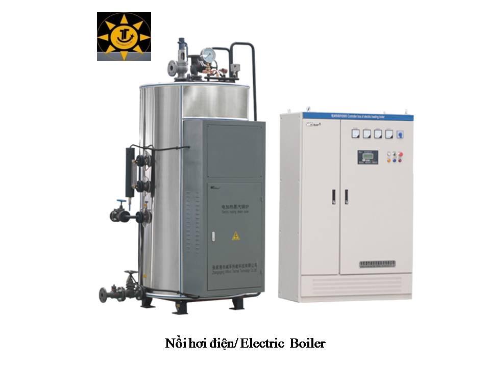 NỒI HƠI ĐIỆN/ ELECTRIC BOILER