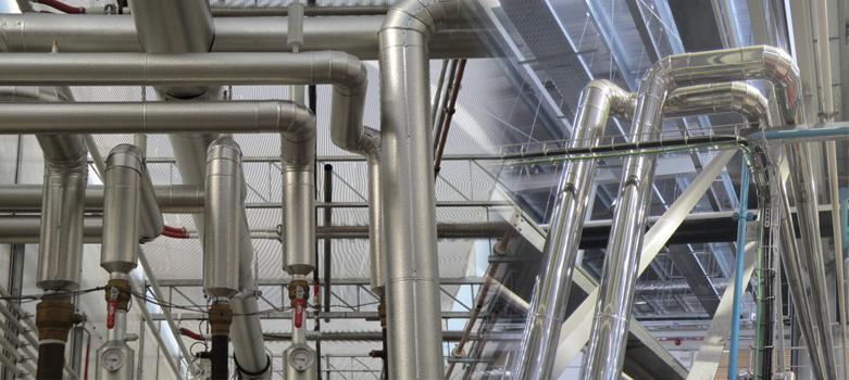 Bọc cách nhiệt đường ống hơi